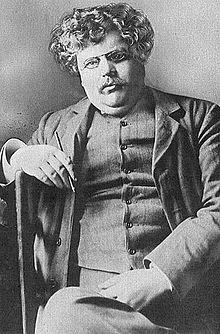 Gilbert Keith Chesterton Citations