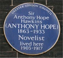 Anthony Hope Citations