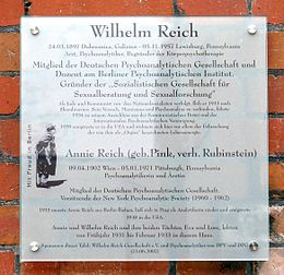 Wilhelm Reich Citations