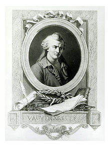 Luc de Clapiers, marquis de Vauvenargues Citations