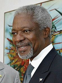 Kofi Annan Citations